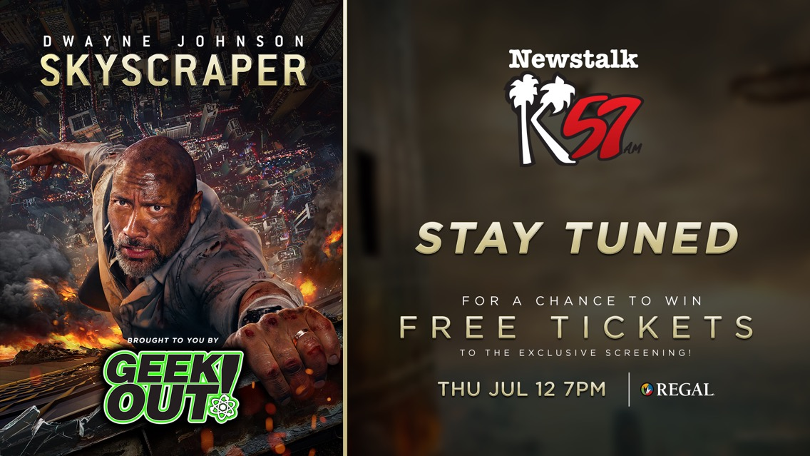 Catch Skyscraper with us this Thursday! – K57